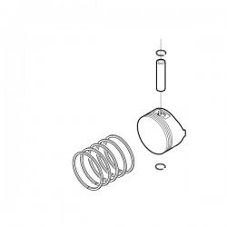 Piston moteur tondeuse GGP