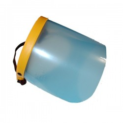 Visiere protection PVC