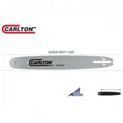 Guide chaine tronçonneuse Carlton 3/8 063